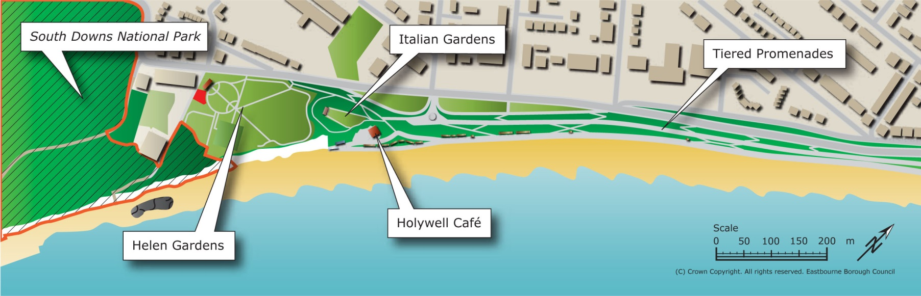 seafront local plan issues and options report seafront local